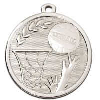 GALAXY Netball Medal</br>AM1032.02